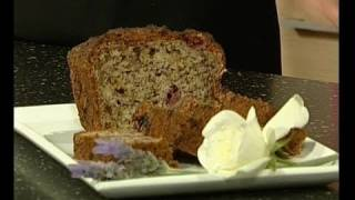 Home Baking: Gluten Free Raspberry And Banana Loaf 2/2