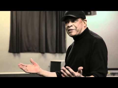 Al Jarreau class at Los Angeles College of Music (LACM)