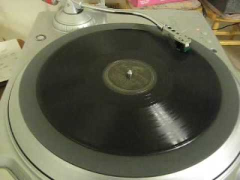 """Ill Never Love Again"", EQ curves and Victor 78 RPM Records"