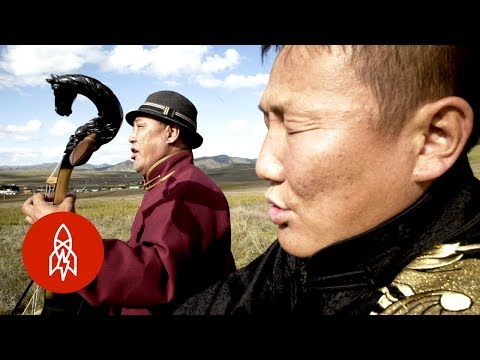 The Beauty of Mongolian Throat Singing