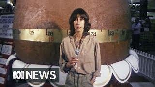 World's biggest chocolate egg sets 1978 world record | RetroFocus