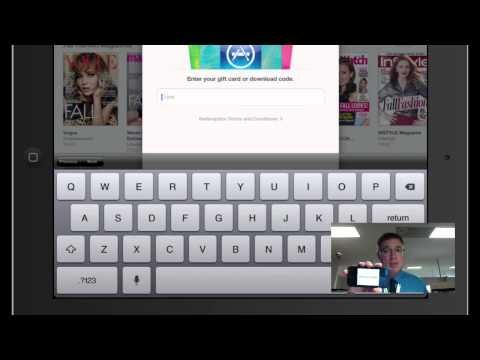 How To: Redeem App Codes & Redeem Purchases on iPad