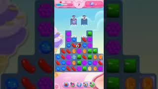Candy Crush Saga Level 1395 - No Boosters