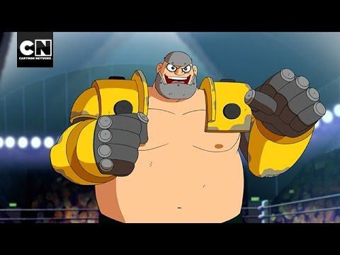 Ben 10 | Ring Leader | Cartoon Network