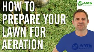 Prepare Your Lawn for Aeration in Phoenix