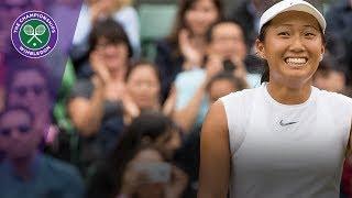 Claire Liu wins Wimbledon 2017 girls