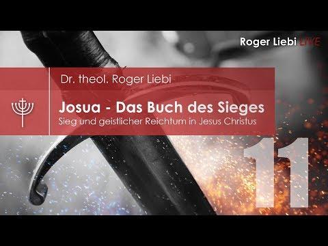 Josua - Sieg und geistlicher Reichtum in Jesus Christus - Teil 11 (Josua 11-13)
