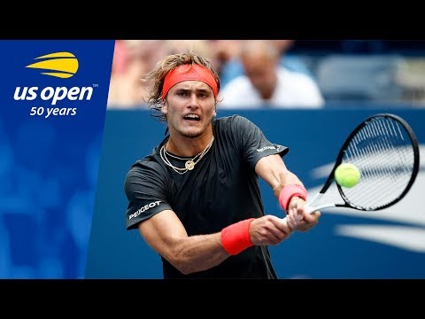 Alexander Zverev Earns His First 2018 US Open Win, Defeating Peter Polansky