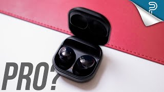 Samsung Galaxy Buds Pro Review: Best Earbuds?