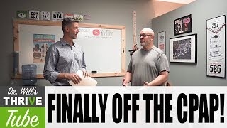 John's Weight Loss Story with Charlotte Chiropractor Dr. Will Mosbey