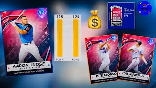 HOME RUN DERBY SET 2 PACK OPENING | 97 AARON JUDGE IS HERE! | MLB THE SHOW 20 PACK OPENING