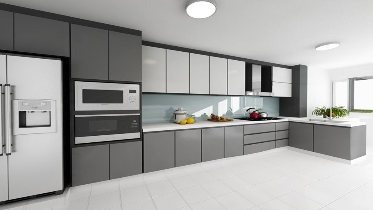 Modern Kitchen Design 61 Ultra Modern Kitchen Design Ideas  Youtube
