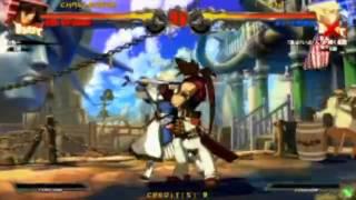 GGXRD Mikado Casuals Vol. 13 - Mugen/Roi (Sol) VS Ain (Ky)