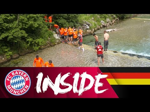 Saisonvorbereitung der Amateure   Inside FC Bayern