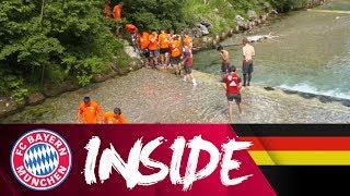 Saisonvorbereitung der Amateure | Inside FC Bayern