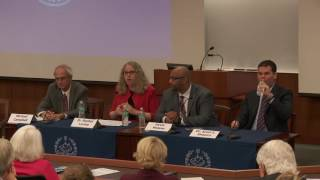 2016 Matthew J. Ryan Forum Law and Public Policy Forum: Understanding the Opioid Epidemic