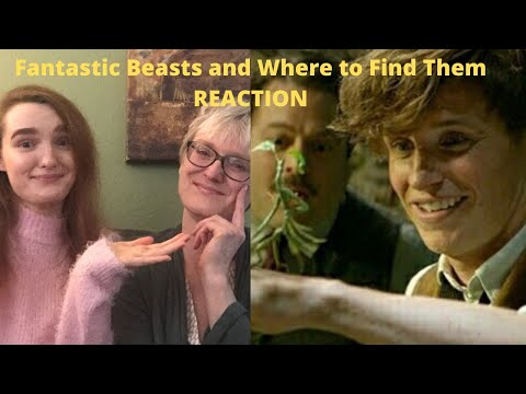 Newt Is Literally The Sweetest! Fantastic Beasts And Where To Find Them REACTION!!