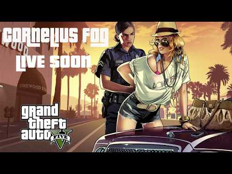 GTA - Public Servers - Missions with REV - Chatroom on Twitch.tv/Cornelius_fog