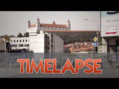 Bratislava - Timelapse
