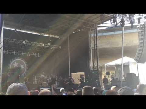 WhiteChapel Aftershock 2016 FULL SET