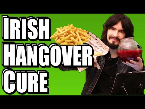Greatest Hangover Cure Ever! -  'Invented By Irish People'
