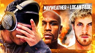 My Thoughts On Logan Paul Vs Floyd Mayweather