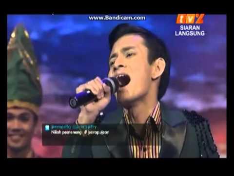 Syafeek Ikhwan - Janji (Dato Siti Nurhaliza) - Juara Pujaan 2015 Separuh Akhir