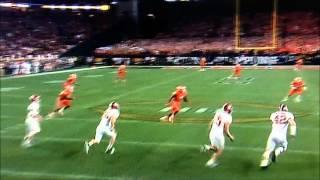 Alabama Onside Kick Against Clemson National Championship Game 2015