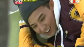 [Vietsub] Cute Funny_G Dragon in Running Man Ep 85