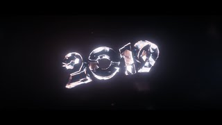 Intro 2019 Blender only Happy new year thank you for 1000 subs Free to use by quebrise