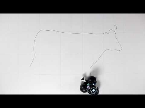 Sketch Kit & Cue - The Picasso Challenge   Wonder Workshop