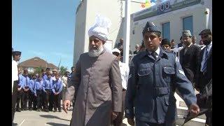 Guard of Honour with the Khalifa (Ahmadiyya)