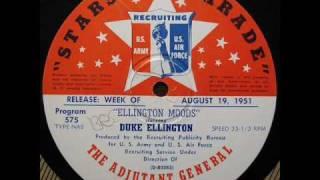 OLD MAN RIVER by Al Hibbler with Duke Ellington Orchestra c 1951