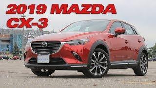 2019 Mazda CX-3 - Test Drive