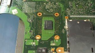 Ремонт ноутбука Toshiba satellite L300-14x (inventec pt10sc). Циклический перезапуск