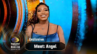 Meet Angel – BBNaija | Big Brother: Shine Ya Eye