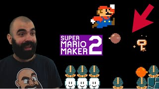 Super CRFraud World is TRICKY [Mario Maker 2]
