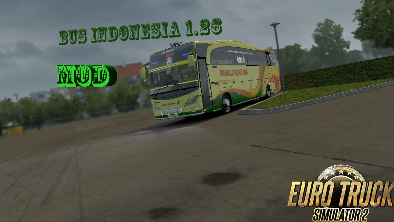 Ets2 bus mod indonesia free download