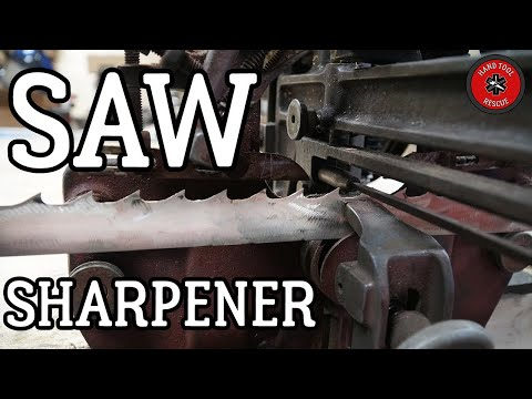 Vintage Saw Sharpener [Rescue]