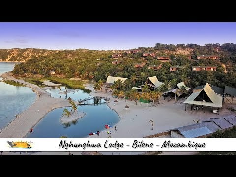 Visit Mozambique | Nghunghwa Lodge Accommodation Bilene