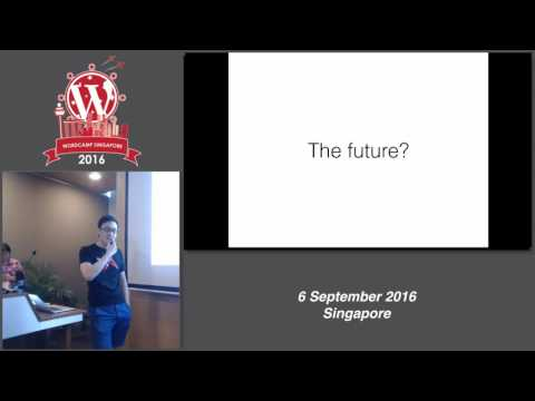 Using WordPress for an editorial team - WordCamp Singapore 2016