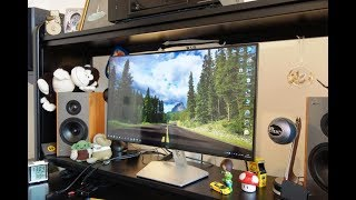 Dell S2719H review - A stunning 27 quot Full HD IPS monitor - By TotallydubbedHD