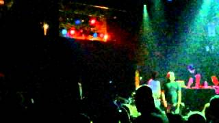 Xavier Wulf - Psycho Pass Bones - Ribs Live hob3 6-3-15