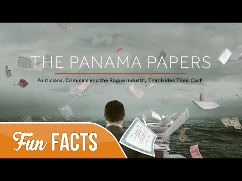 10 Fun Facts About The Panama Papers