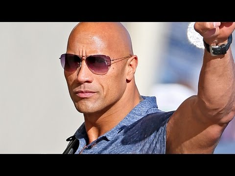 The World's HIGHEST paid Actors 2016: Dwayne 'Rock' Johnson tops the list | Hollywood High