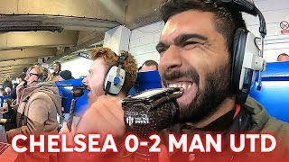 BEING A COMMENTATOR! Chelsea 0-2 Manchester United