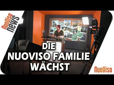 Die NuoViso Familie wächst - NuoViso News #38