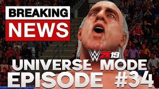 Скачать WWE 2K19 Universe Mode HE S GONE TOO FAR 34