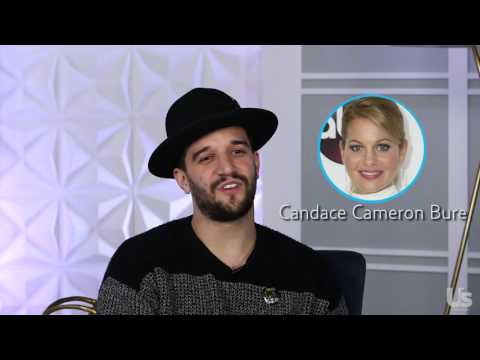 Mark Ballas Reveals Which' DWTS' Pro Was In His Metal Band in The Name Game | Us Weekly