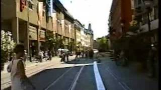 (Part 9 of 13) Summer 1996 Germany Trip - Freiburg im Breisgau, Germany